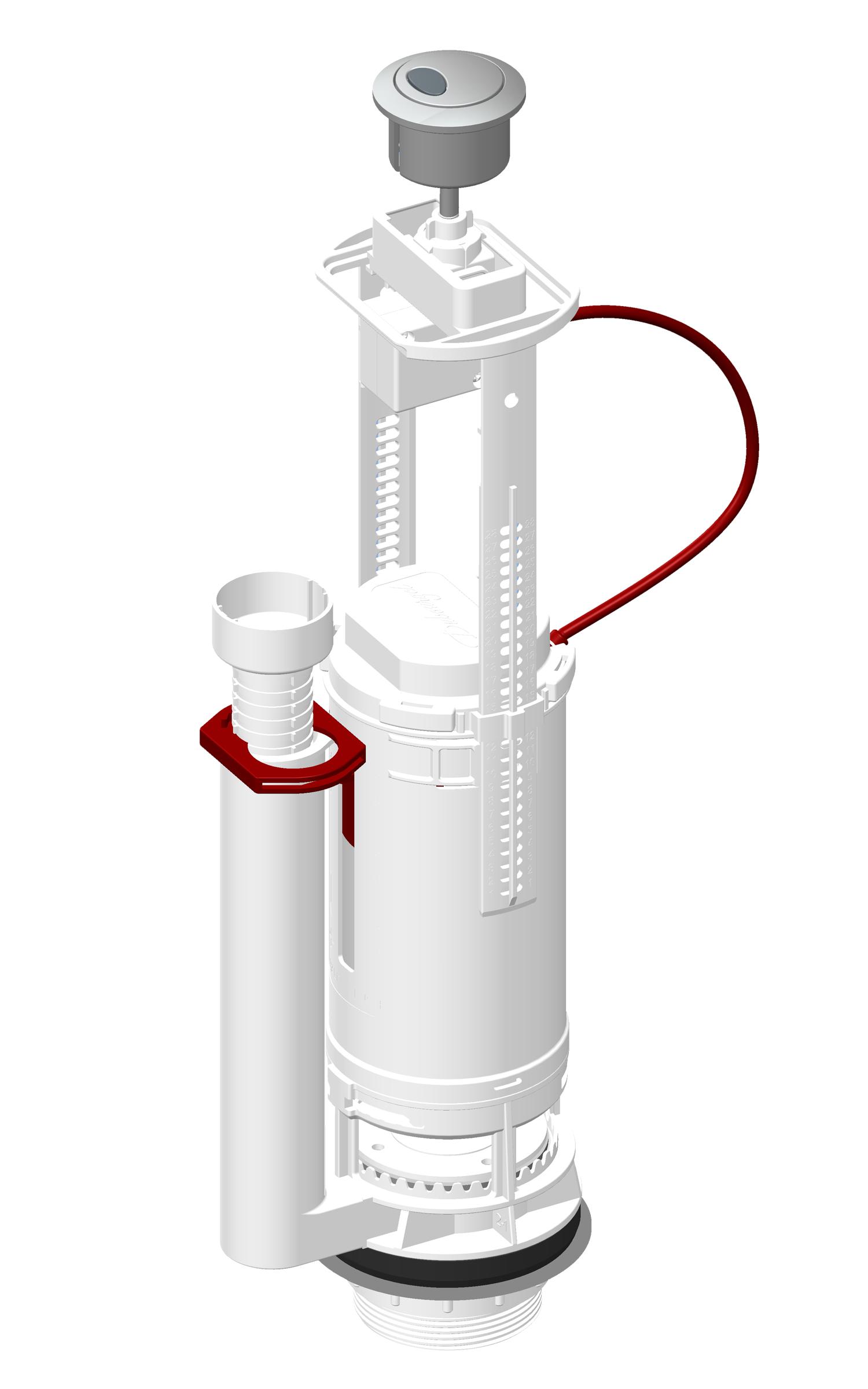 Reglage chasse d eau double changez le joint du mcanisme de chasse dueau mp reglage chasse d - Reglage chasse d eau double commande ...
